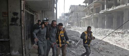 Guerra en Siria: más de 900 muertos en 2018 - Diario La Prensa - laprensa.hn