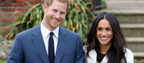 """Harry e Meghan convidam 2.000 """"plebeus"""" para o casamento. ( Foto Google)"""