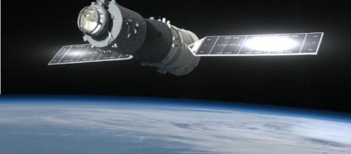 La stazione spaziale Tiangong-1