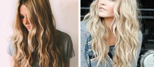 Las ondas permiten lucir un estilo libre y juvenil en las cabelleras femeninas. - culturacolectiva.com