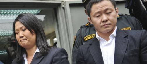 Los hermanos Fujimori rivalizados por el poder