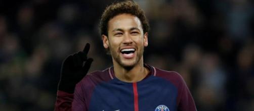 Neymar muito perto do Real Madrid. (foto reprodução).