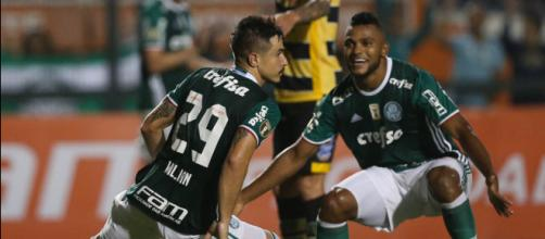 Palmeiras e Santos se enfrentam nesta terça-feira, no Pacaembu (https://blast.blastingnews.com/news/edit/)