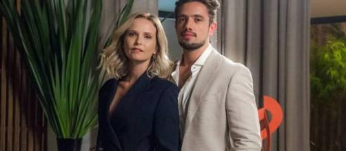 Renato e Fabiana vão se dar mal. (Foto internet)