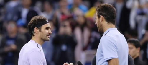 Roger Federer and Rafael Nadal advance to Shanghai final for 38th ... - net.au