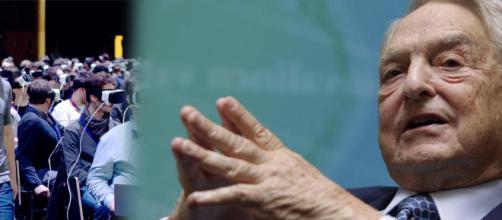Secondo alcuni opinionisti, ci sarebbe Soros dietro l'attuale crisi di Facebook.