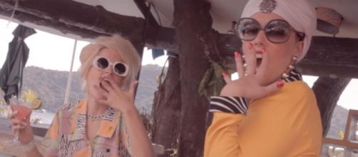 """Videoclip de """"Señoras bien"""" de Las Bistecs"""