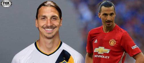 Zlatan Ibrahimovic jugará en el Galaxy de la MLS según Fox ... - diez.hn