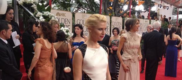 Claire Danes of 'Homeland' at the Golden Globes via jdeeringdavis - Flickr