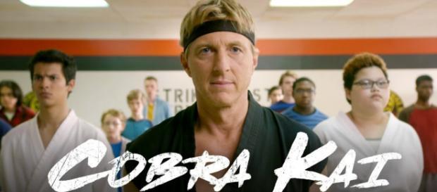 Cobra Kai cuenta la historia de la escuela de Karate de la película Karate Kid.