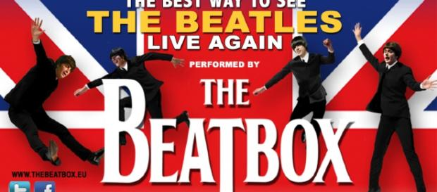 Con The Beatbox rivive il mito dei Beatles