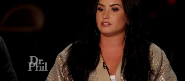 Demi Lovato admite que pensó en suicidarse