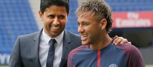 El presidente del PSG le hizo un pedido especial a Neymar para ... - clarin.com