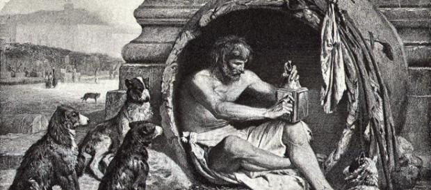 Historical Badasses: Diogenes of Sinope – [DOOR FLIES OPEN] - doorfliesopen.com