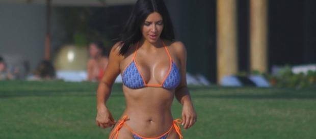 Kim Kardashian sufre ataque de ansiedad en México - televisa.com