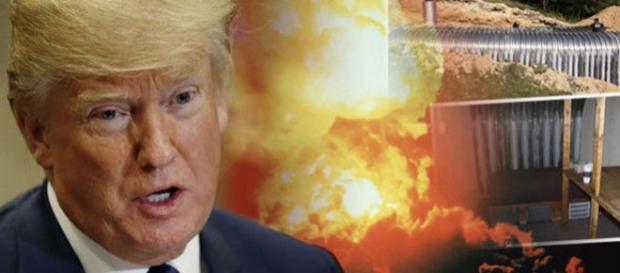 Oficialii din Washington își rezervă buncăre antiatomice - Foto: Daily Express (© GETTY-Disaster Preparedness LLC)