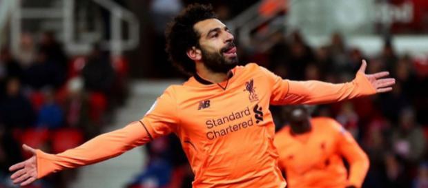 Salah poderá se tornar o jogador mais caro da história, superando até mesmo Neymar Jr.