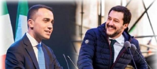 Salvini e Di Maio, l'accordo segreto