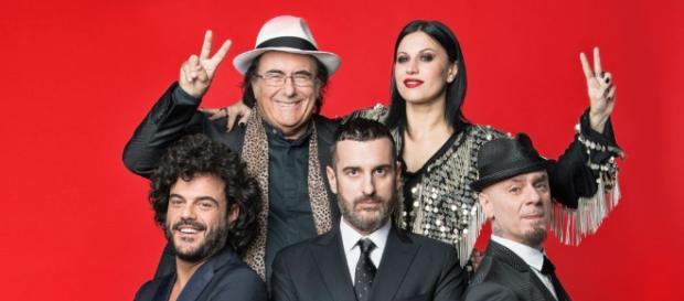 The Voice Of Italy 2018: J-Ax, Al Bano, Renga e Cristina Scabbia su Rai 2