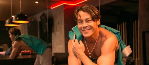 Theo Becker quer interpretar 'Jesus' na nova novela (Foto: Reprodução)