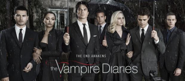 Vampire Diaries, el elenco de la serie