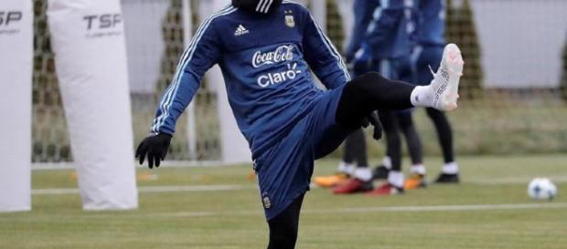 y Argentina completan primer entrenamiento antes de enfrentarse a ... - com.pa
