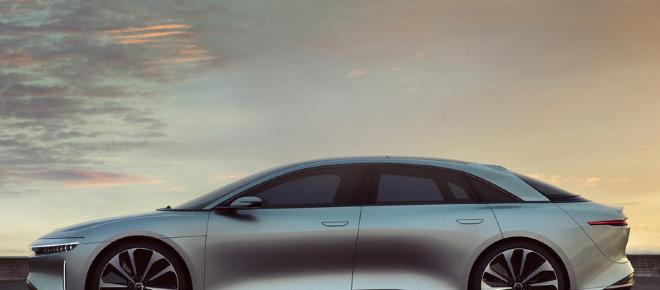 ¿Lucid Motors está luchando con su vehículo eléctrico?