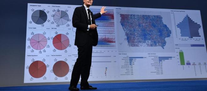 Cambridge Analytica: Digital Manipulation
