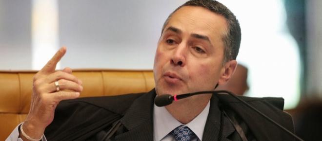 Cármen Lúcia recebe carta de Barroso logo após tensa sessão no Supremo