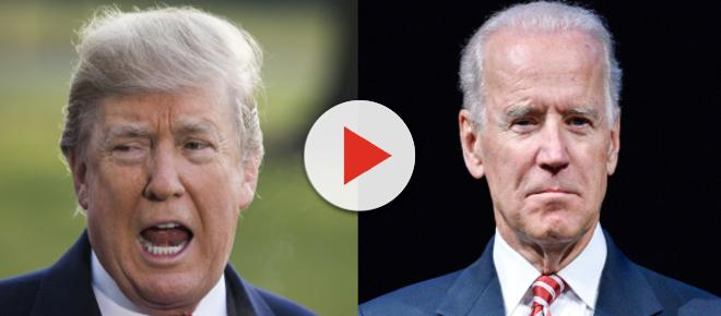Trump threatens 'crazy' Joe Biden over potential fist fight, gets humiliated