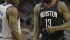 NBA : Houston s'impose difficilement contre Detroit