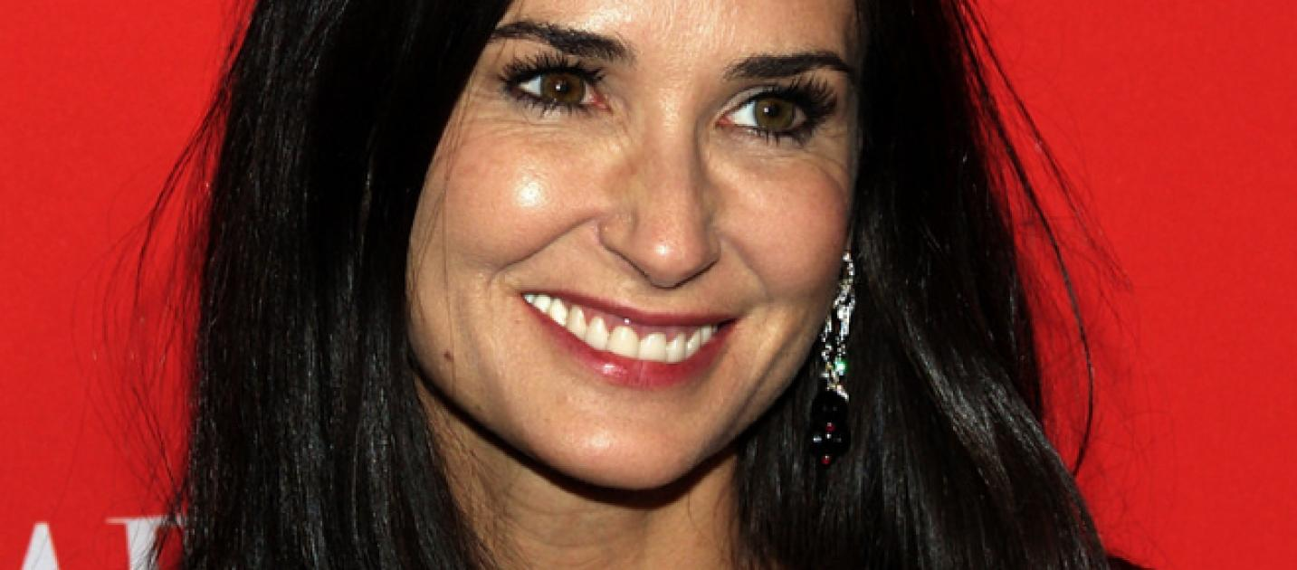 Demi Moore interested ...