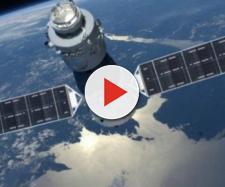 Estação Espacial Chinesa está descontrolada e está vindo em direção à Terra
