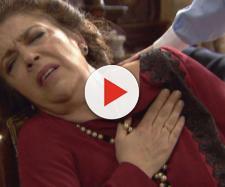 Il Segreto, trame spagnole: Francisca verrà condannata a morte.