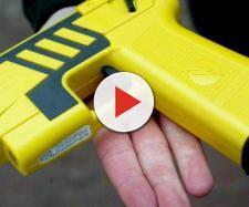 Pistola Taser per la polizia in via sperimentale