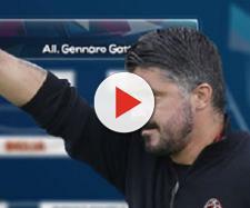 Ringhio Gattuso alla guida del Milan