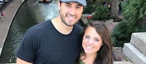 Jinger Duggar and Jeremy Vuolo [Image via Duggar Family/Facebook]