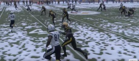 What do fans want to see change in Madden 19?[image source: SimFBallCritic/YouTube screenshot]