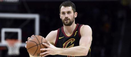Kevin Love sends message to Howard - (Image: YouTube/NBA)