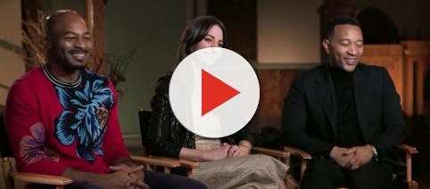 John Legend, Sara Bareilles, and Brandon Victor Dixon talk about their production of 'Jesus Christ Superstar.' - [Today / YouTube screencap]