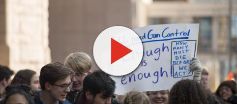 Gun control marc for our lives - Image credit - Fibonacci Blue| flickr