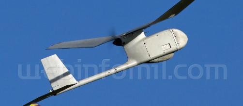 Aviones No tripulados con fines cientificos
