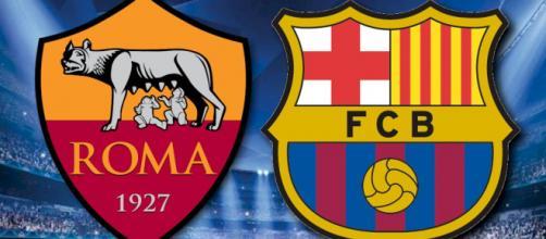 Champions League: Roma - Barcellona