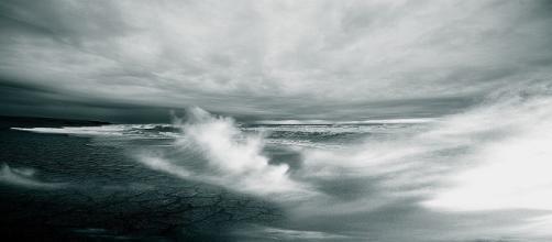 El agua y el viento suscitan interés científico. Public Domain.