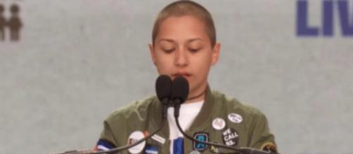Emma González y su poderoso discurso