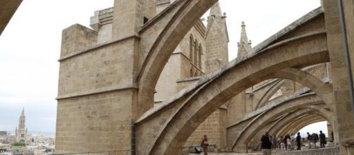 II Jorrnada de puertas abiertas en las terrazas de la Catedral de Palma de Mallorca. Patrimonio Abierto.