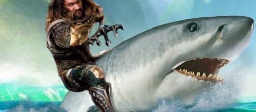 Jason Momoa Promises Aquaman Movie Has Guys Riding Sharks - MovieWeb - movieweb.com