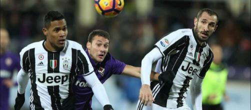 Juventus, Chiellini y Alex Sandro