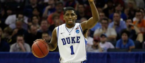 Kyrie Irving hooks Duke up with custom Kyrie 1 sneakers | NCAA ... - sportingnews.com