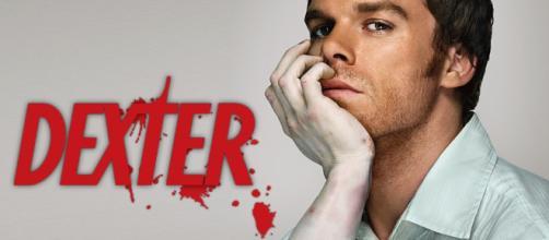 La serie Dexter, el asesino en serie.